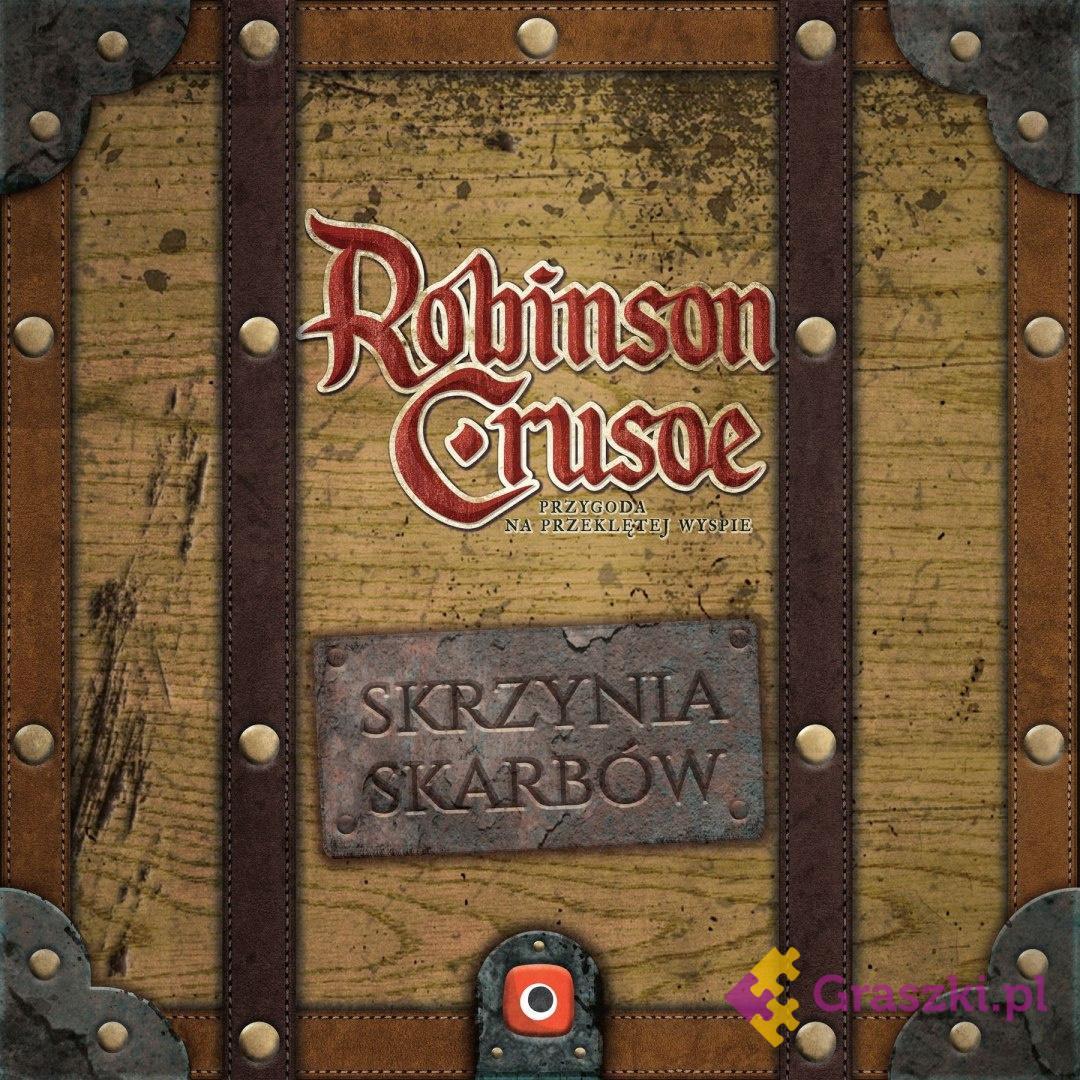 Robinson Crusoe: Skrzynia Skarbów